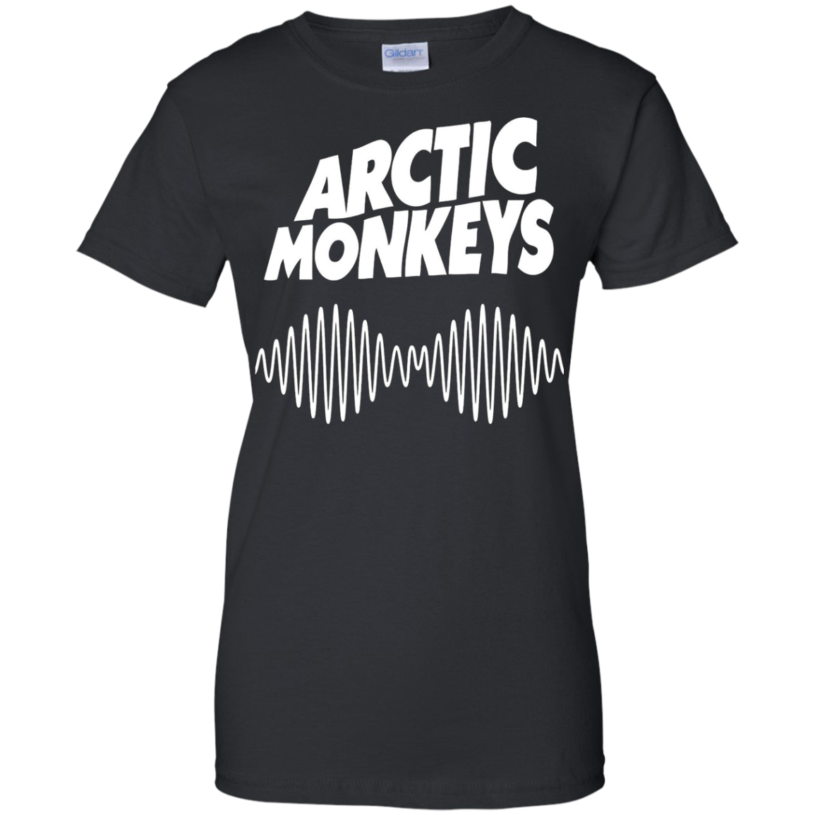 Artic Monkeys Soundwave Music Band Tshirt
