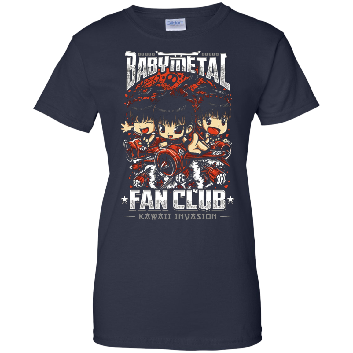 BabyMetal Fan Club T-Shirt