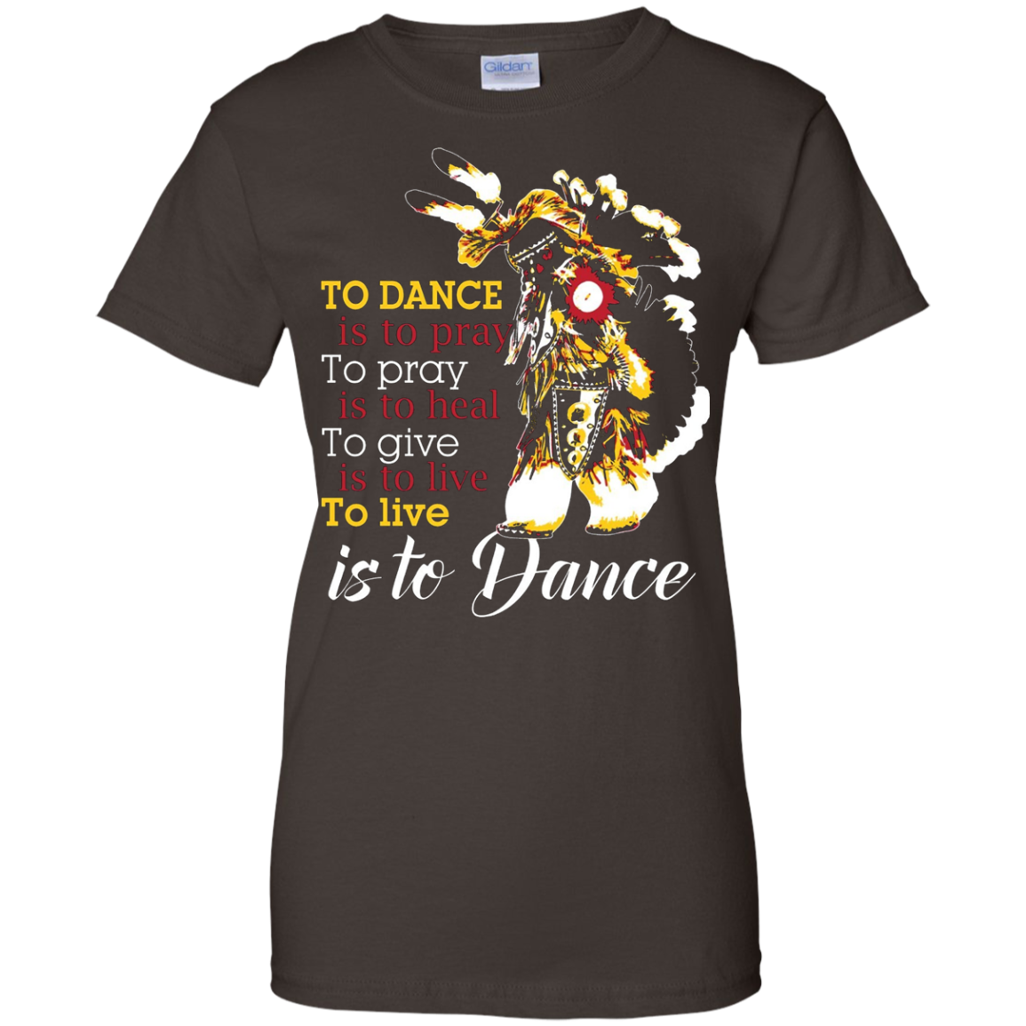 Dance Native American Tshirt