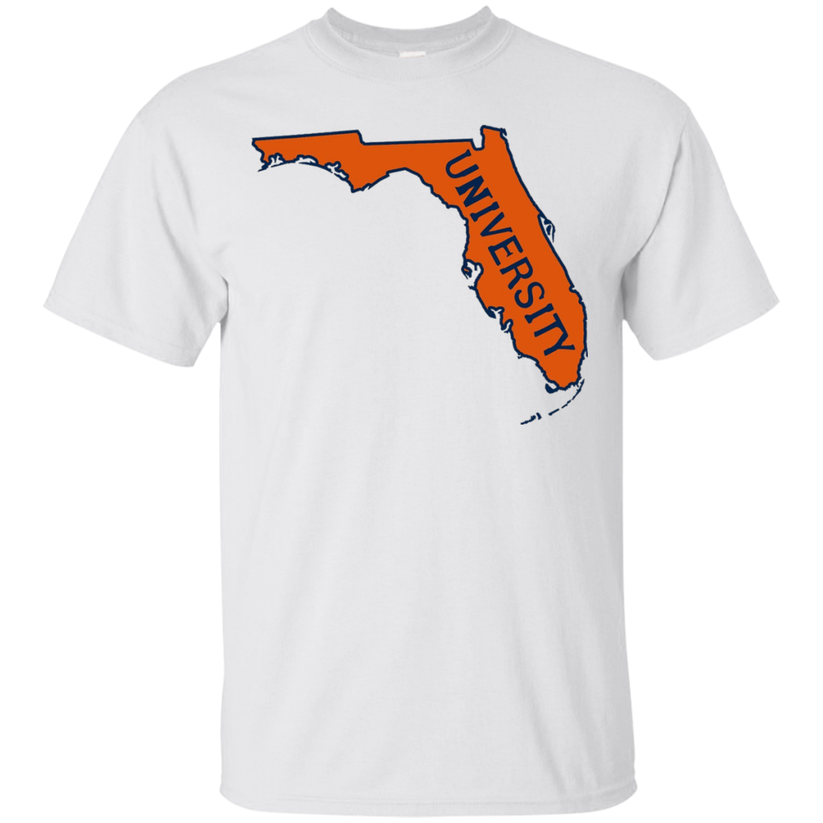 Florida Gators Fans. T-Shirt. Sizes Up To 3XL.