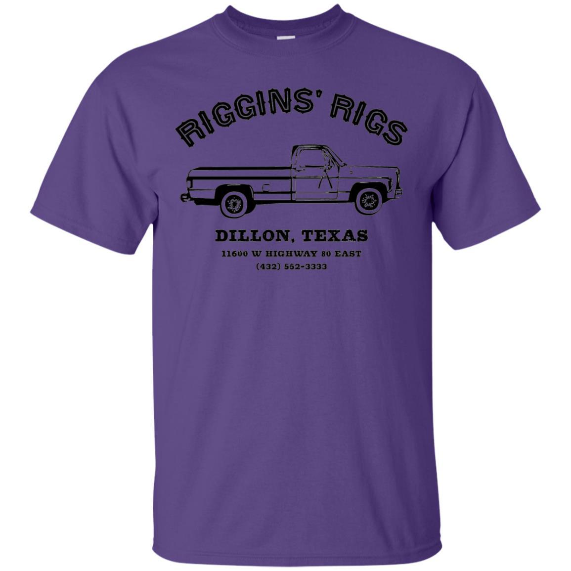Riggins Rigs Football Player Fan Shirt