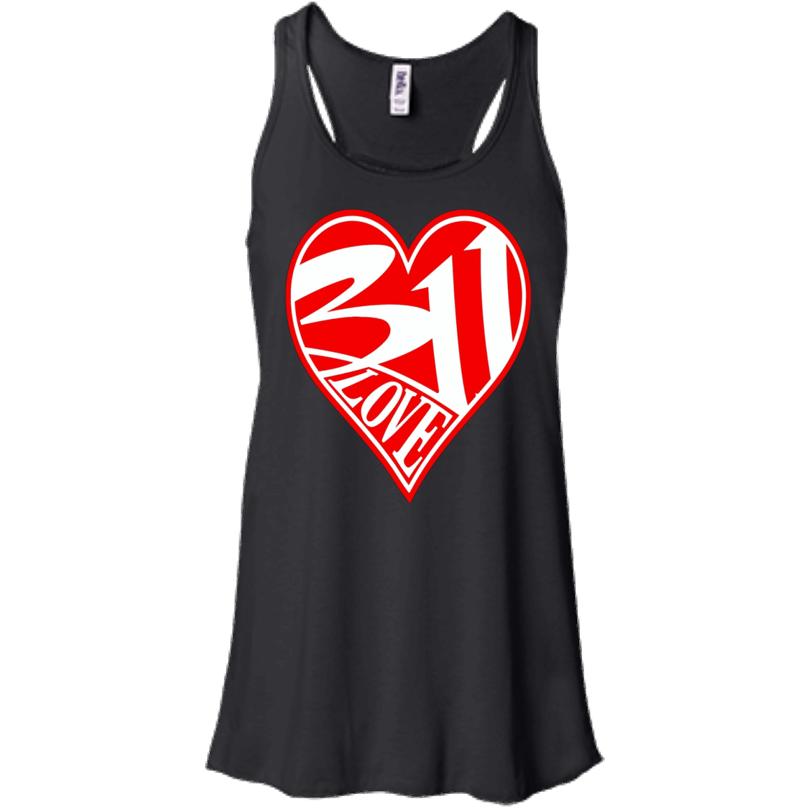 311 Love Tshirt - Women Tank