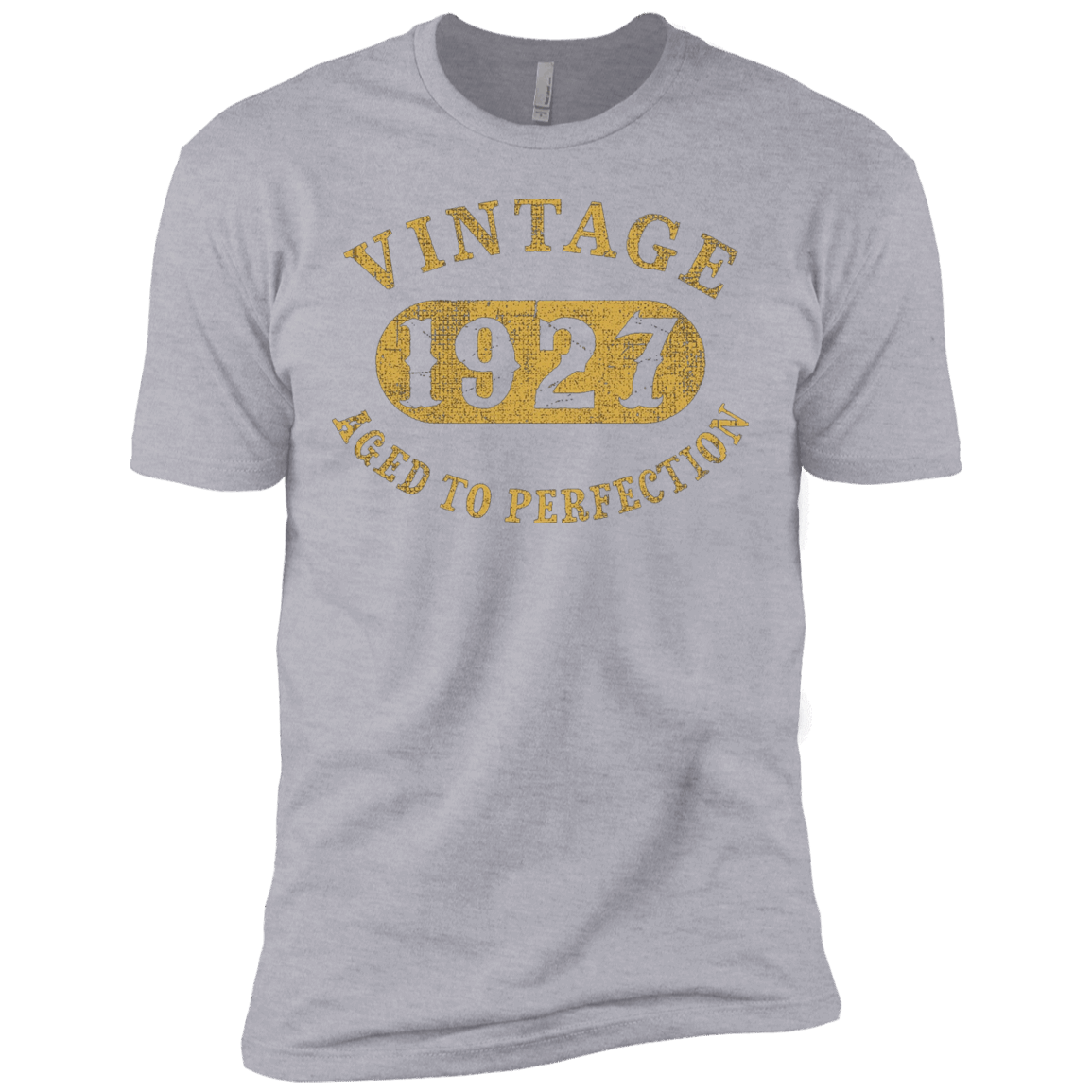 90 Years Old 90th Birthday B Day Gift Vintage 1927 T Shirt