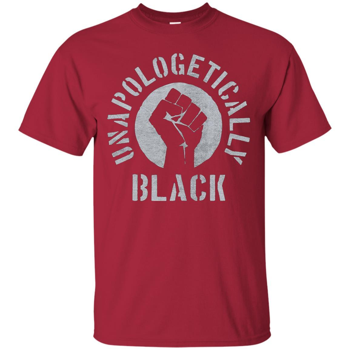 Unapologetically Black shirt