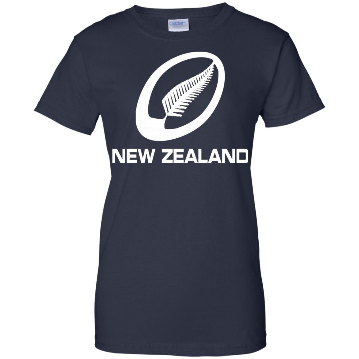 NEW ZEA-LAND RUG-BY ALL BLACKS Shirt Rugby Union T Shirt