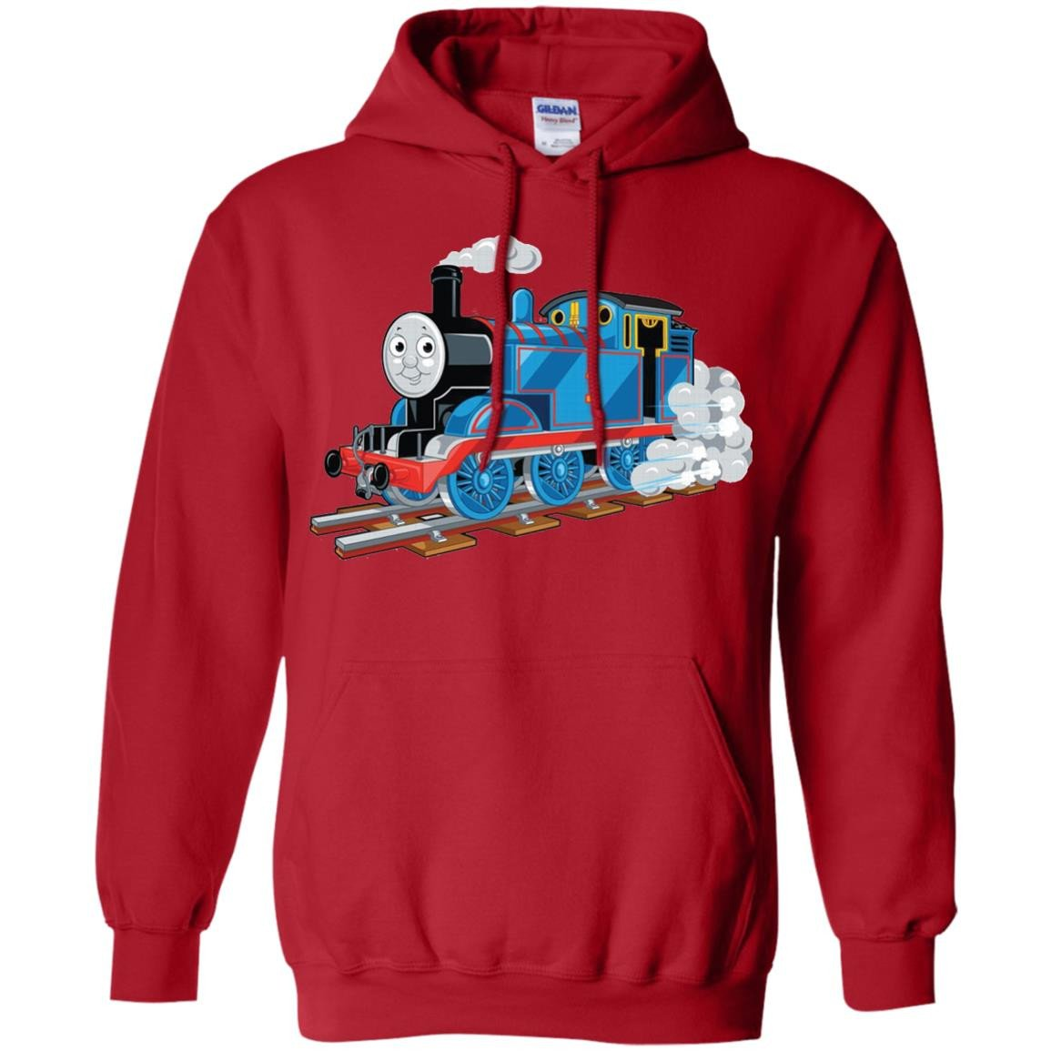 Thomas The Friends Train T Shirt - Funny Tank Engine