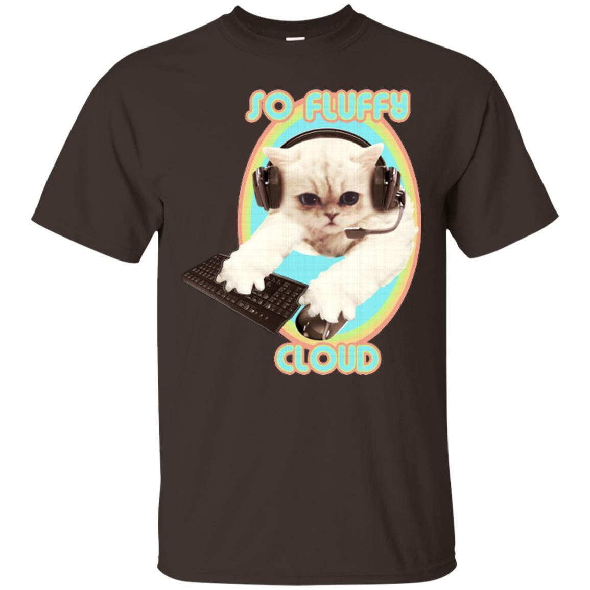 PopularMMOs So Fluffy Cloud Tee