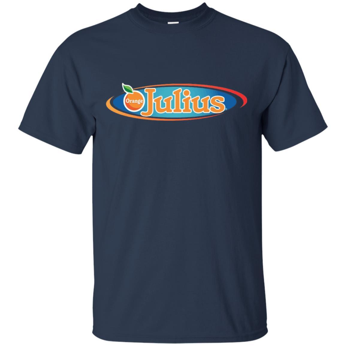 Orange Julius Vintage Logo Tee Shirt