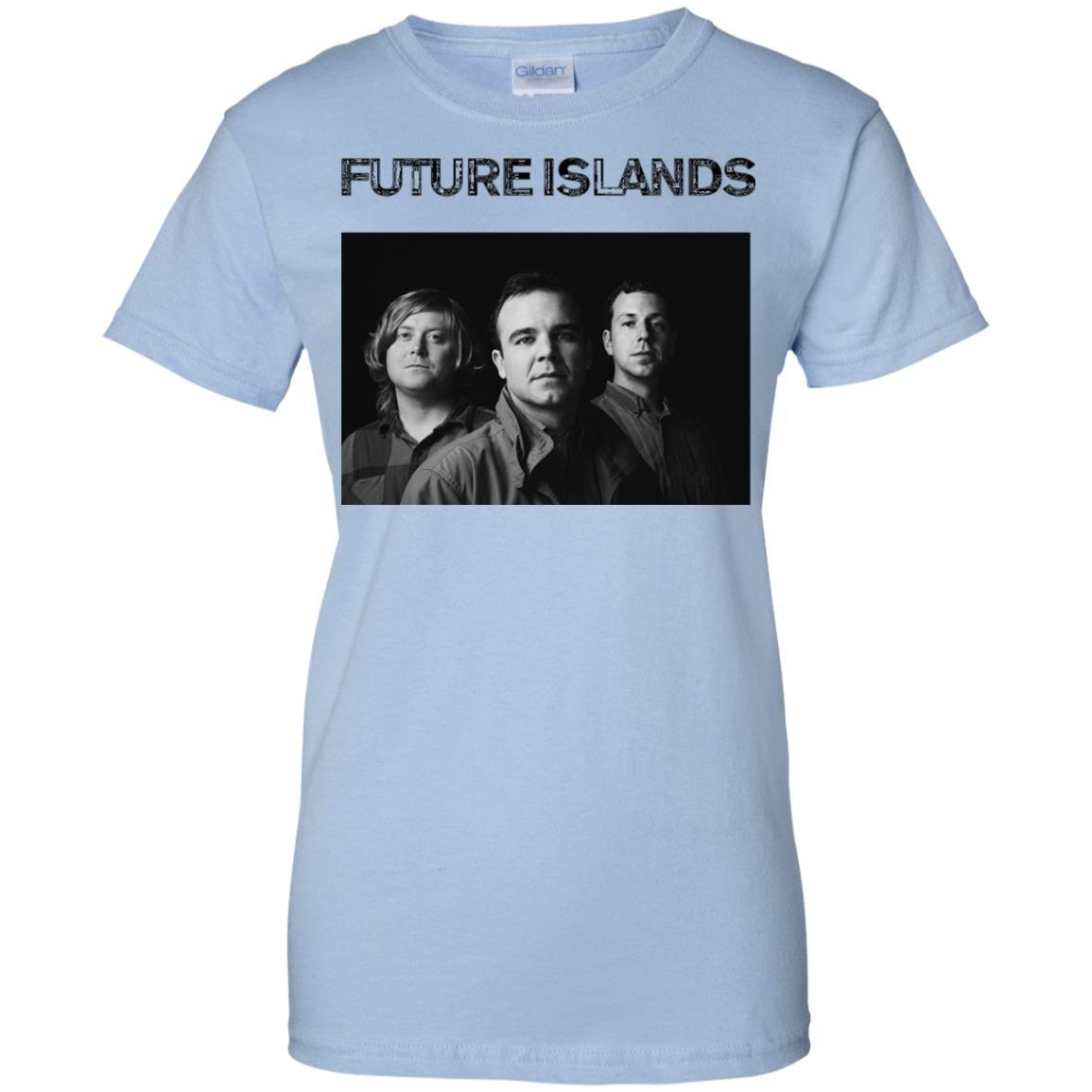 Future Islands Band T-Shirt