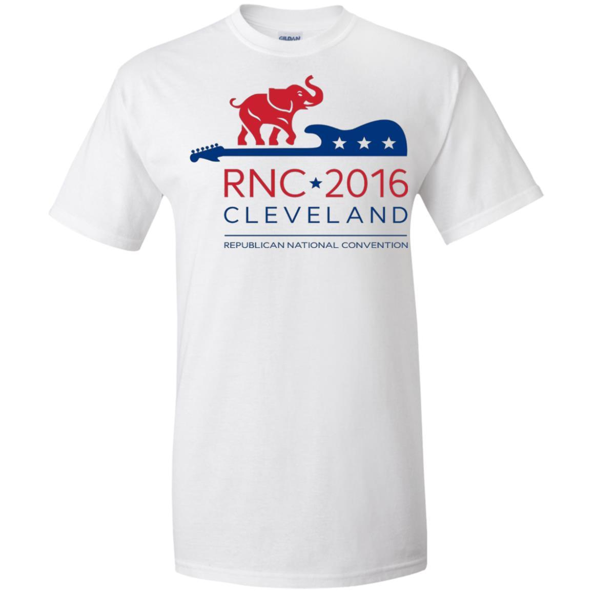 RNC CLE T Shirt – Cleveland Republican National Convention – Tall T-Shirt