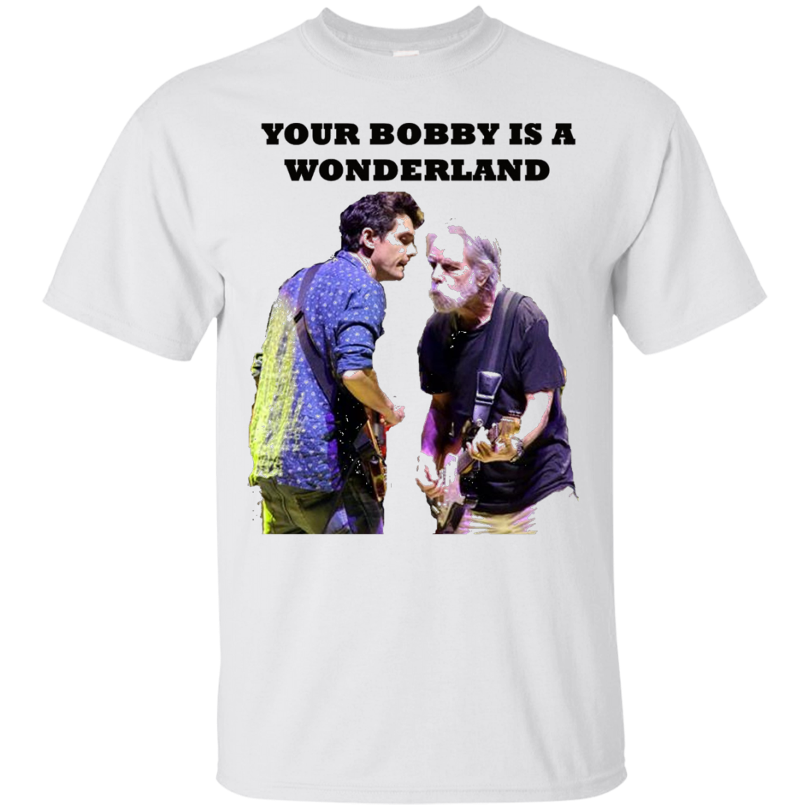 Your Bobby Is A Wonderland Lot T Shirt - T-Shirt