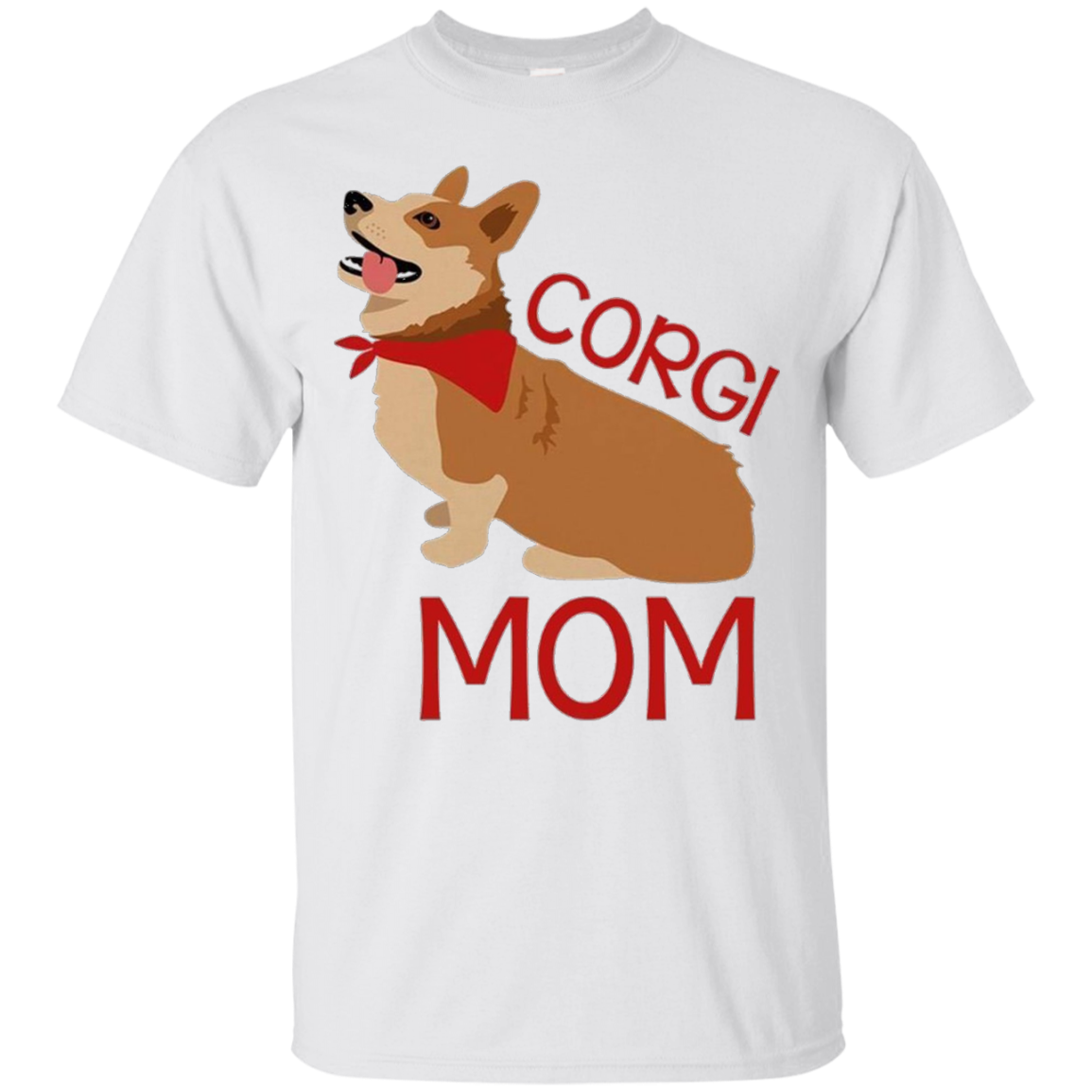 Corgi Mom - T-Shirt