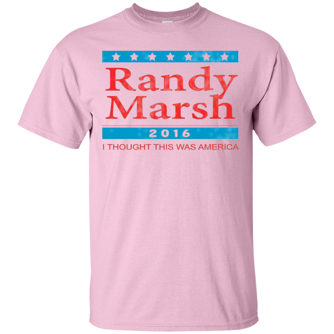 Randy Marsh 2016 President I Thought This was America - T-Shirt