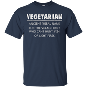 Anti Vegan T-shirt – Vegetarian Funny Shirt – T-Shirt
