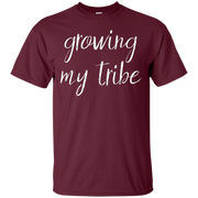 American Prints Featured Authentic growing my tribe 2016 – T-Shirt