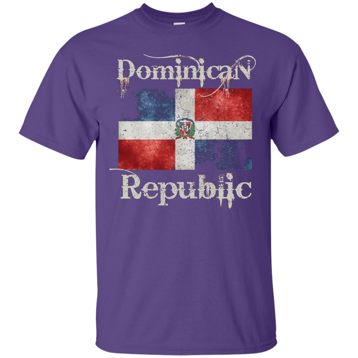 Dominican Republic Vintage T-Shirt