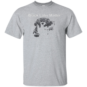 """Black Labs Matter"" shirt. Rescue a dog today! – T-Shirt"