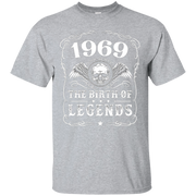 1969 The Birth Of Legends T-shirt – T-Shirt