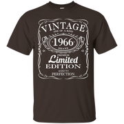 50th Birthday Gift Vintage 1966 Limited Edition T-Shirt