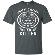 666 Number Of The Cat T-shirt – T-Shirt