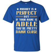 Adele T-Shirt,Adele Gift,Adele's Birthday,Name shirt