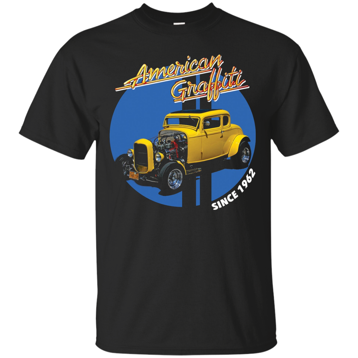 AMERICAN GRAFFITI - SPEED SHOP - T-Shirt