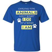 Animals I do I Am – Rescue T-shirt – T-Shirt