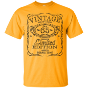 65th Birthday Gift Vintage Premium Limited Edition White – T-Shirt