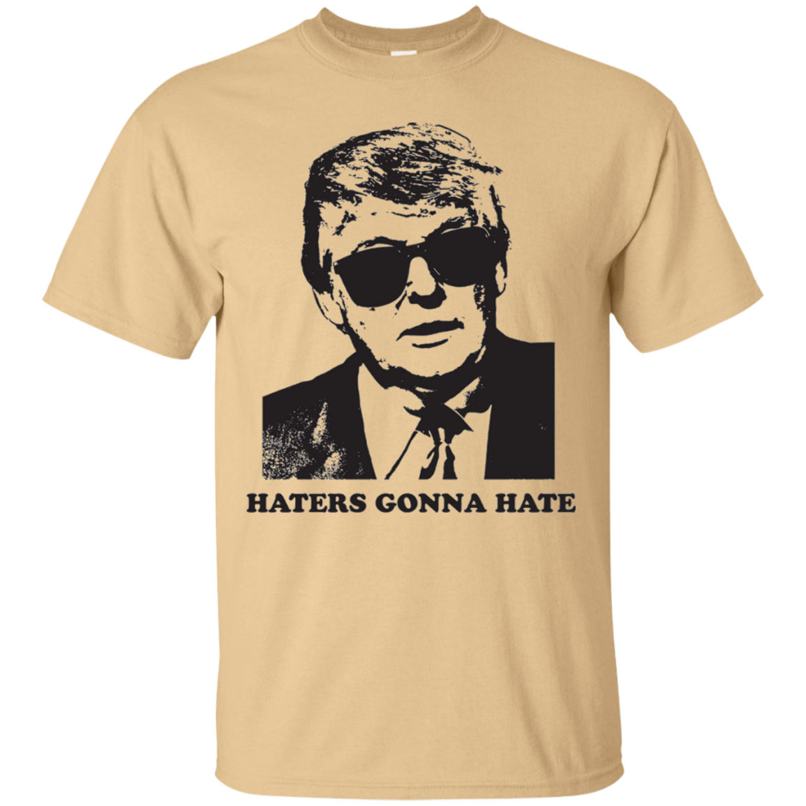 Donald Trump Haters Gonna Hate T-shirt - T-Shirt