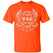 YEE team T-shirt, Team YEE lifetime member legend tshirt, i – T-Shirt