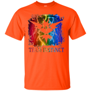 Yellow T-shirt 3D for Adult and Kid – T-Shirt