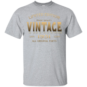 65th BIRTHDAY Gift 1951 VINTAGE T-shirt 65 Year Old Bday Tee – T-Shirt