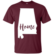 Alabama Home State Pride T-Shirt