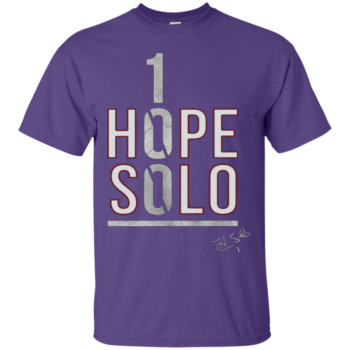100 Hope Solo T-shirt - T-Shirt