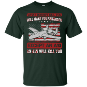 Air Force A-10 Warthog Funny Military T Shirt – T-Shirt