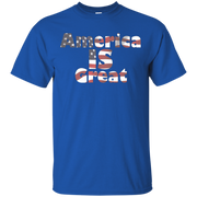 America IS Great t shirt – T-Shirt