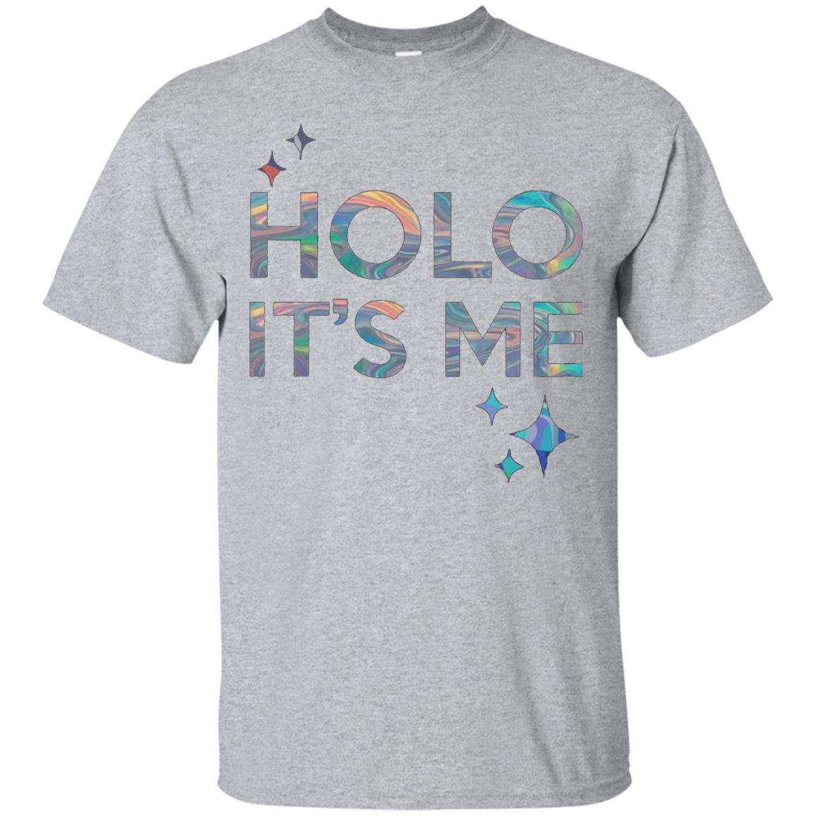 Men's Holo It's Me TShirt - T-Shirt