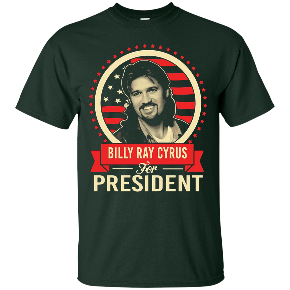 Vote Billy Ray Cyrus For 2016 Tee Shirt - T-Shirt