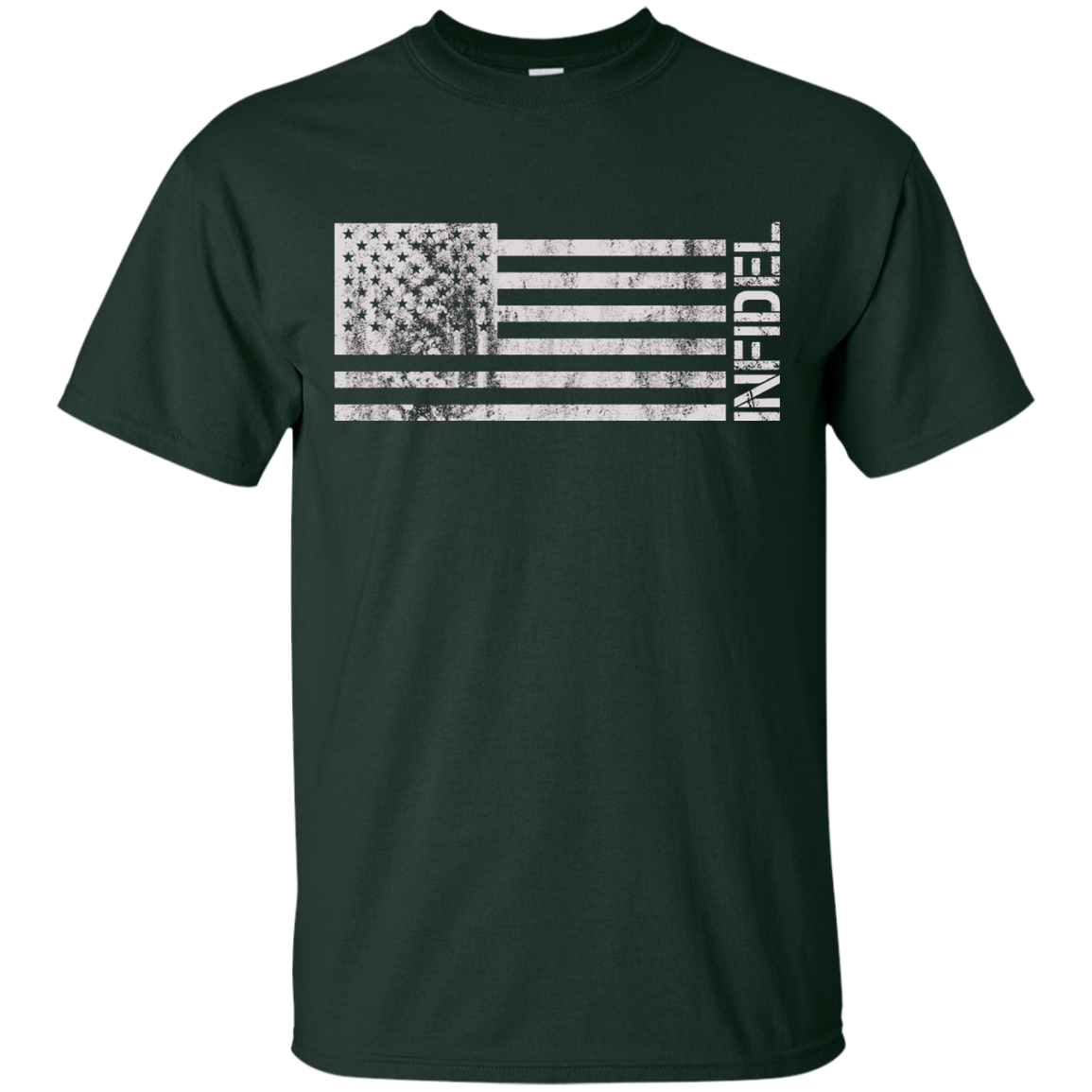 American Infidel - Proud To Be - T-Shirt