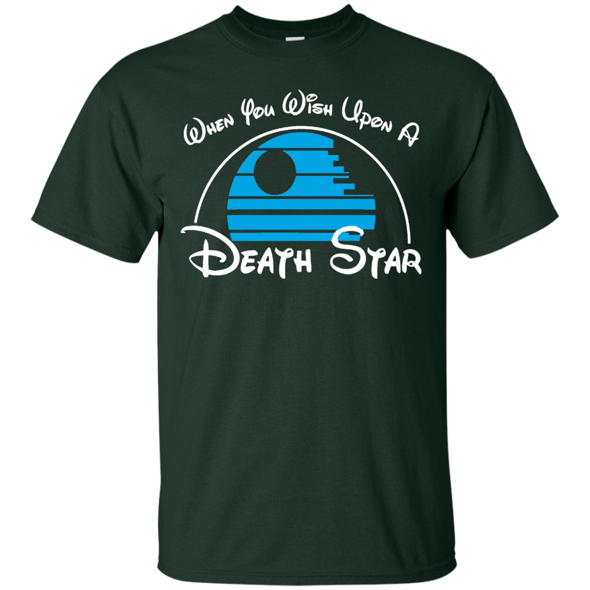 When You Wish Upon A Death Star T-Shirt