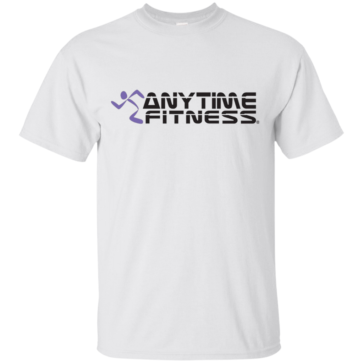 Anytime Fitness Logo T-Shirt