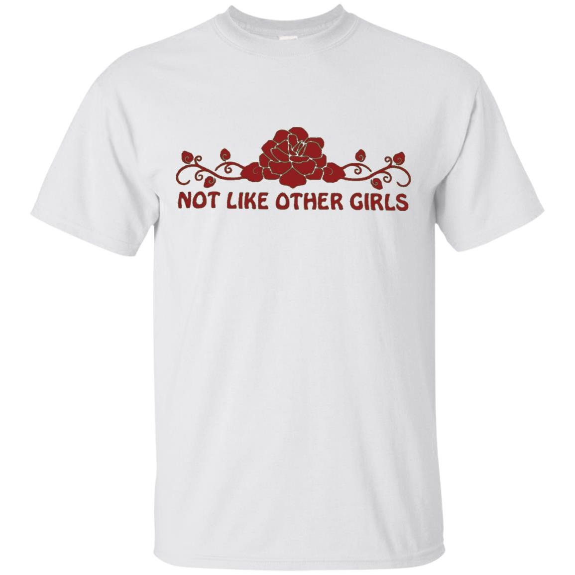 Not Like Other Girls Tshirt - T-Shirt
