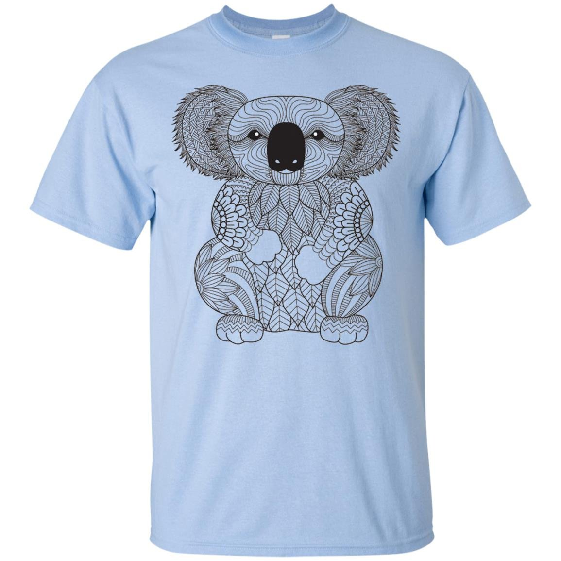 Koala Bear T-Shirt Love Animals Jungle Save Wild Life Safari