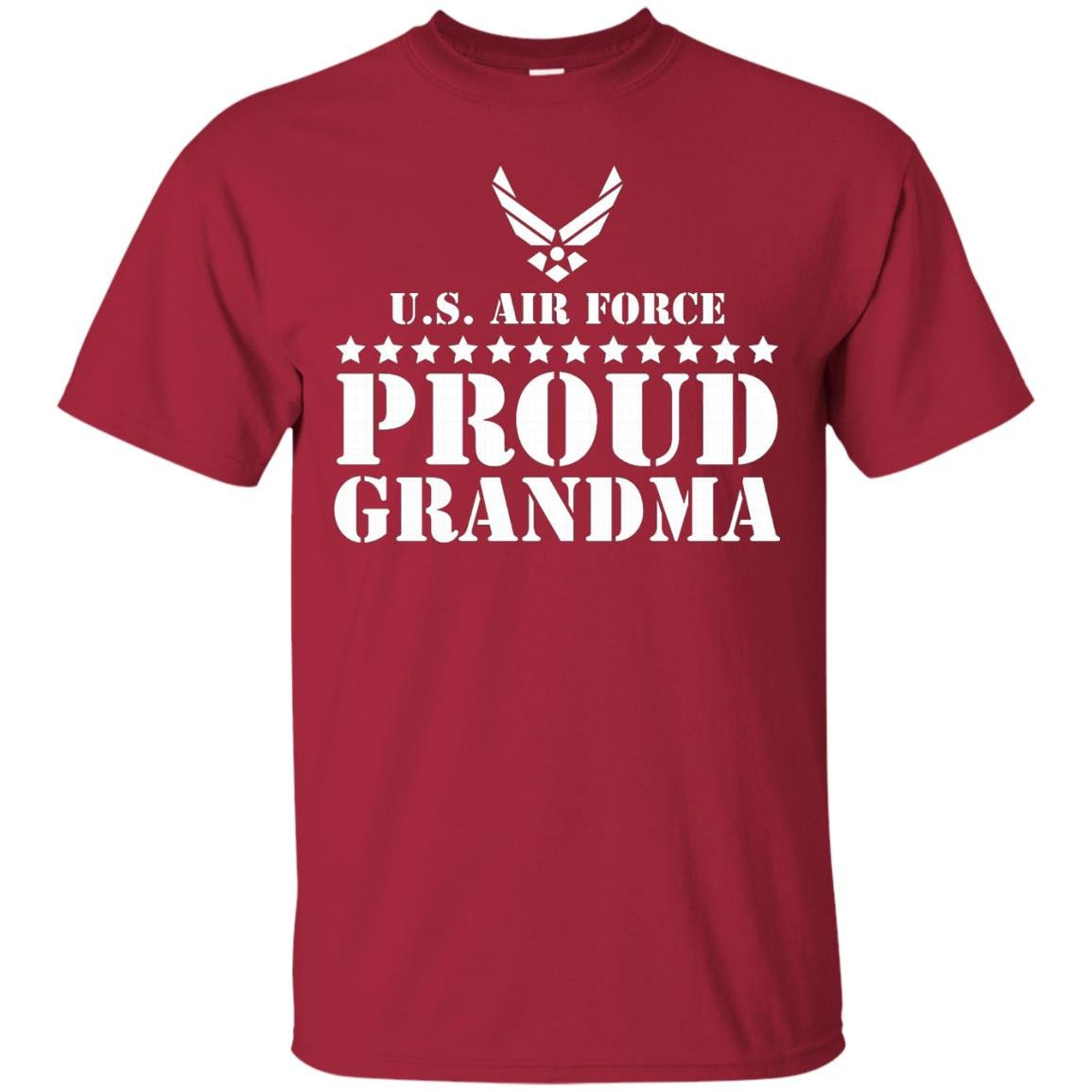 Gift Army Family - Proud Grandma U.S. Air Force T-shirt - T-Shirt