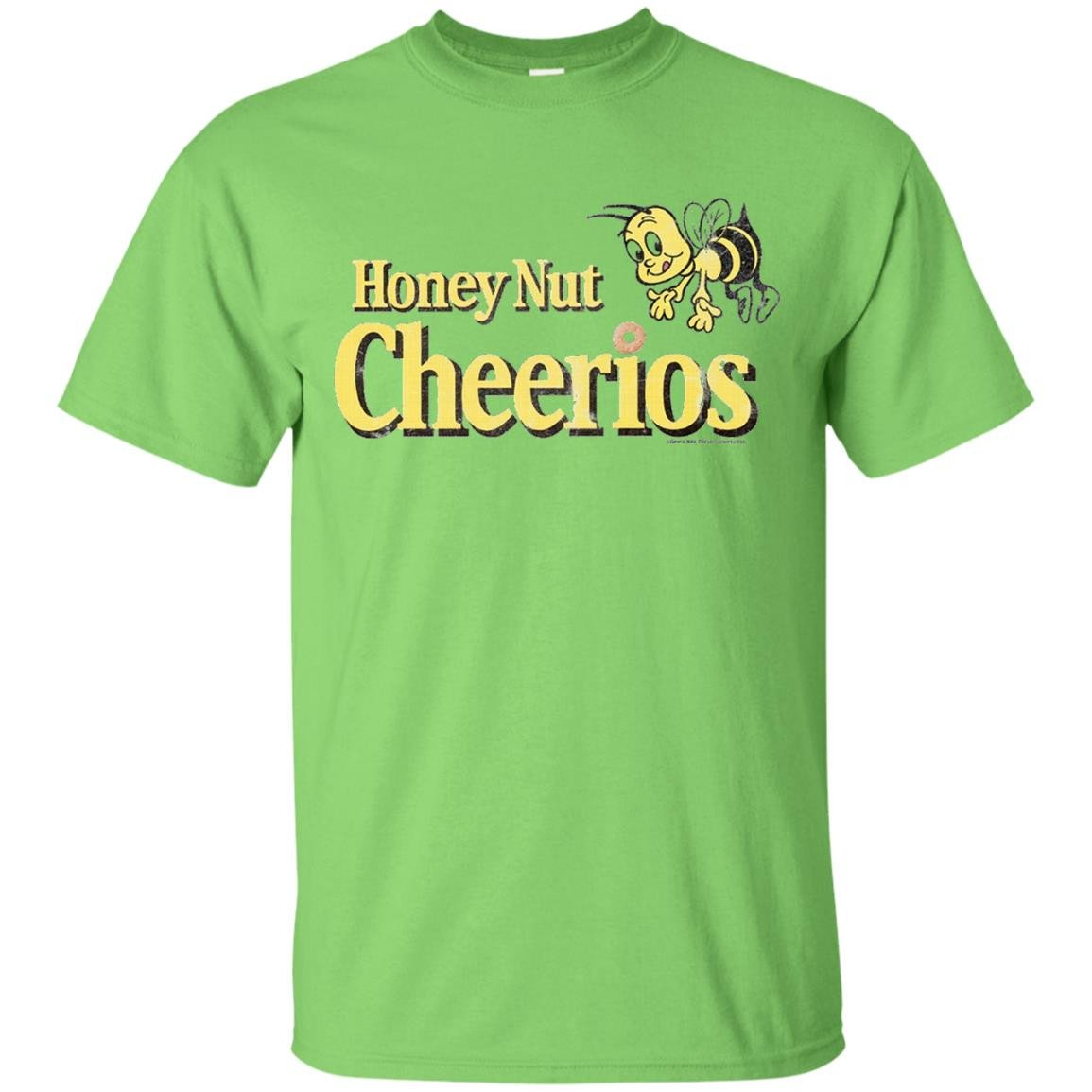 Honey Nut Cheerios T-Shirt Classic Look style 15492