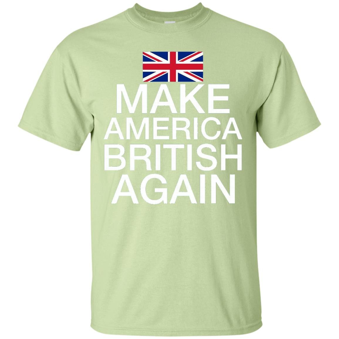 Make America British Again T-Shirt