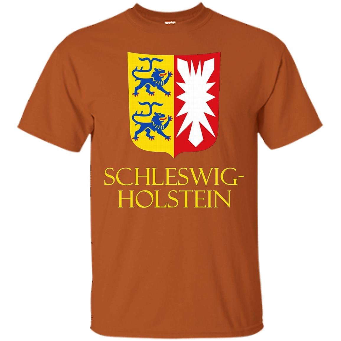 Schleswig-Holstein, Germany - Coat of Arms - T-Shirt