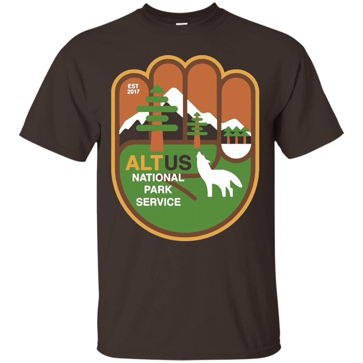 ALT US National Park Service T-Shirt