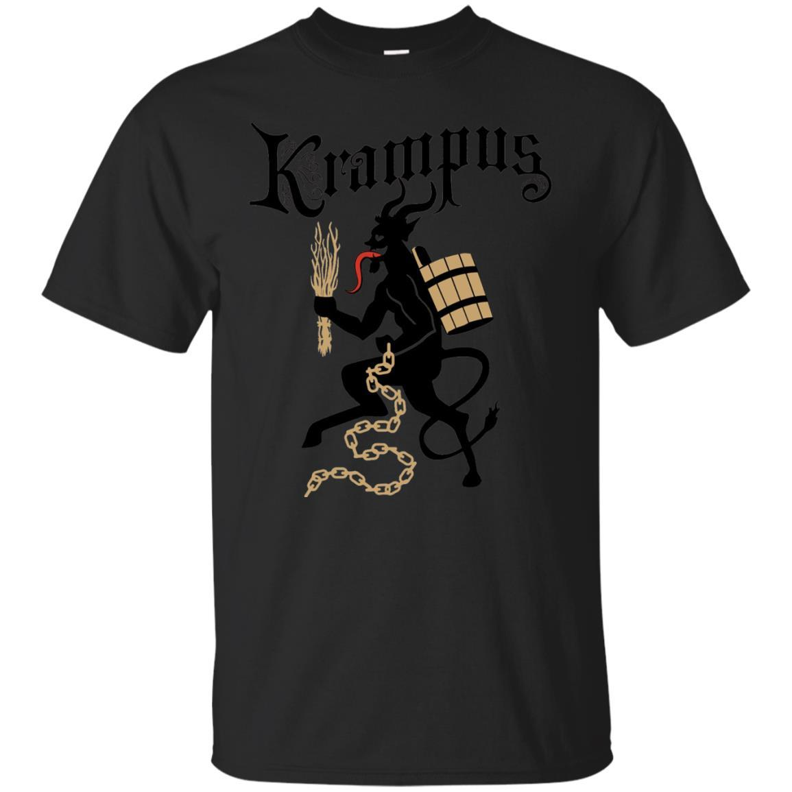 Holiday Krampus T-shirt