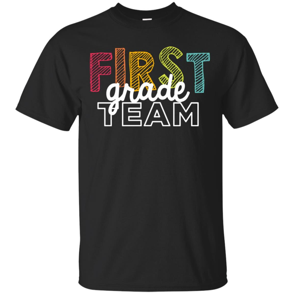 First Grade Team Shirts Style / Color / Size